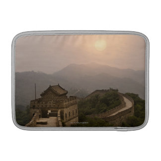 Aerial view of the Great Wall of China MacBook Sleeve