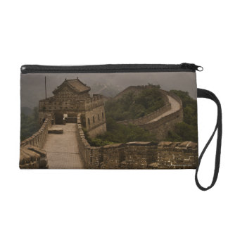 Aerial view of the Great Wall of China Wristlet
