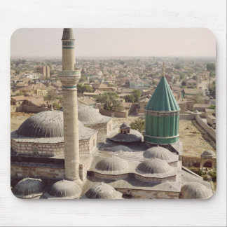 Aerial view of the Mevlana Tekke Mouse Mat