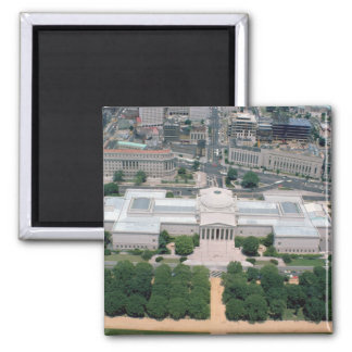 Aerial view of the National Gallery of Art Magnet