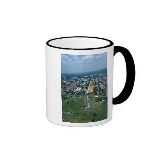 Aerial view of the National Mall Mugs