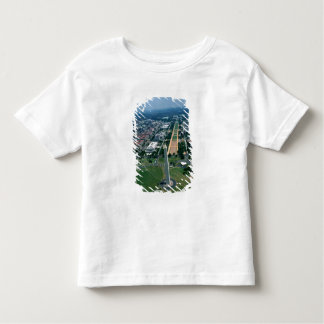 Aerial view of the National Mall Toddler T-Shirt