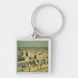 Aerial view of the Palace Key Ring