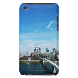 Aeriel View of London Barely There iPod Covers