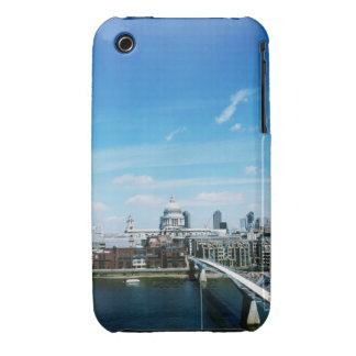 Aeriel View of London Case-Mate iPhone 3 Case
