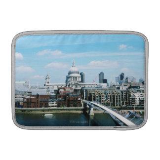 Aeriel View of London MacBook Sleeve