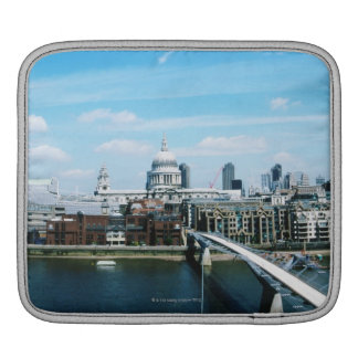 Aeriel View of London Sleeves For iPads