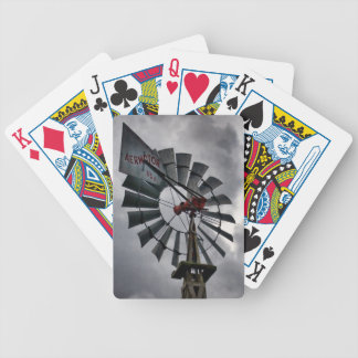 """Aermotor"" Bicycle Playing Cards"