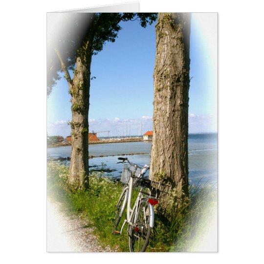 Aero Bike Card