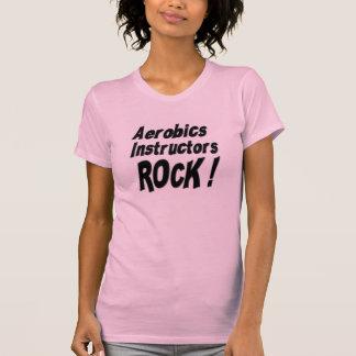Aerobics Instructors Rock! T-shirt