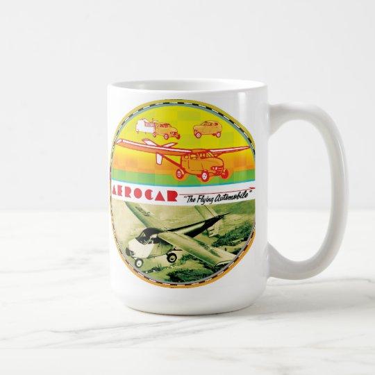 Aerocar Coffee Mug