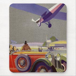 Aerodrome Mouse Pad