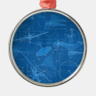 Aerodynamics Christmas Ornament