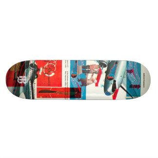 Aerodynamics Skate Board Decks