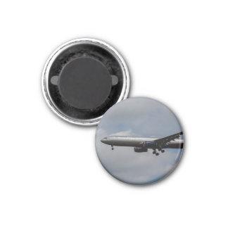 Aeroflot Airbus A330 3 Cm Round Magnet