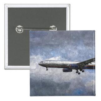 Aeroflot Airbus A330 Art 15 Cm Square Badge