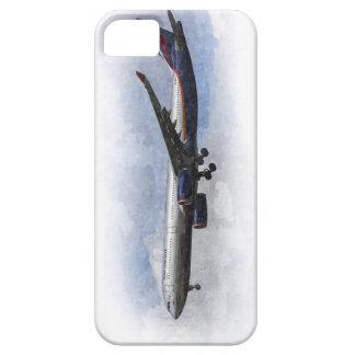 Aeroflot Airbus A330 Art iPhone 5 Covers