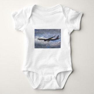 Aeroflot Airbus A330 Art T Shirt