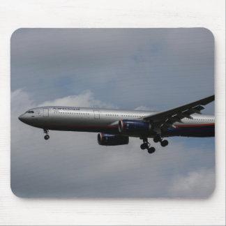 Aeroflot Airbus A330 Mouse Pad