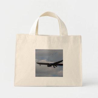 Aeroflot Airbus A330 Mini Tote Bag