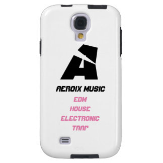 Aeroix Music Samsung Galaxy S4 Phone Case (Tough)