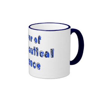 Aeronautical Science Ringer Mug