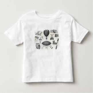 Aeronautics - Aerial Machines Toddler T-Shirt