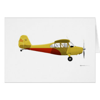 Aeronca 7-AC Champion Card