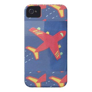 Aeroplane Aircraft Flight Travel Picnic Holidays iPhone 4 Case-Mate Case