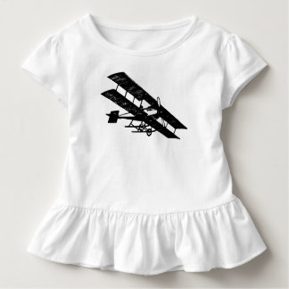 Aeroplane Aircraft Flying Machine Toddler Shirt