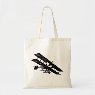Aeroplane Aircraft Flying Machine Tote Bag