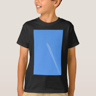 Aeroplane and Vapour Trail T-Shirt