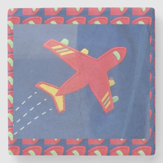 Aeroplane Avion Plane Fly Flight Kids Toys Stone