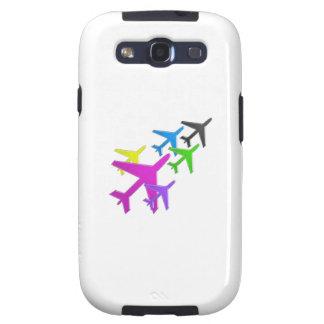 AEROPLANE cadeaux pour les enfants flotte d avion Samsung Galaxy SIII Cover
