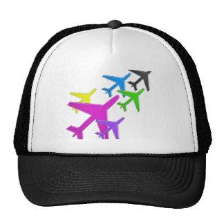 AEROPLANE cadeaux pour les enfants flotte d avion Mesh Hats