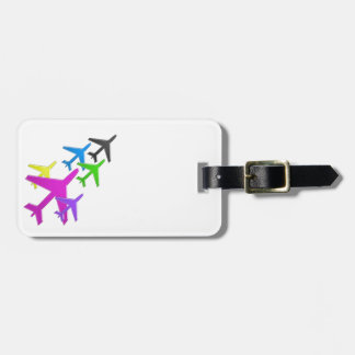 AEROPLANE cadeaux pour les enfants flotte d avion Tags For Luggage