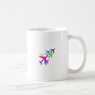 AEROPLANE cadeaux pour les enfants flotte d avion Coffee Mugs