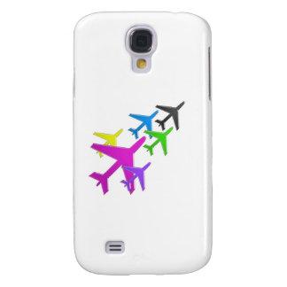 AEROPLANE cadeaux pour les enfants flotte d'avion Samsung Galaxy S4 Case