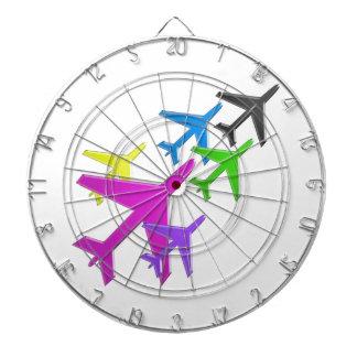 AEROPLANE cadeaux pour les enfants flotte d'avion Dart Boards