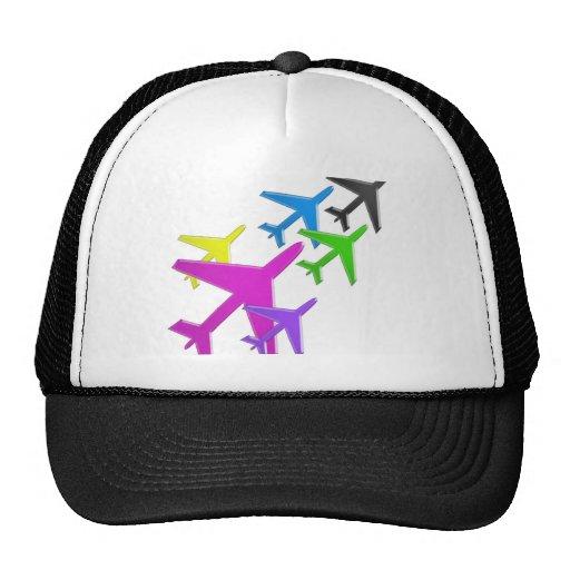 AEROPLANE cadeaux pour les enfants flotte d'avion Mesh Hats