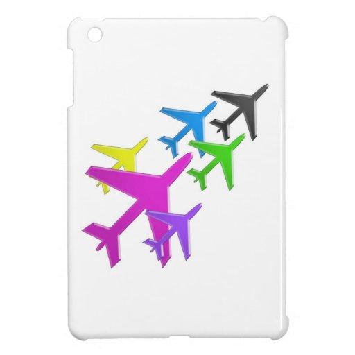 AEROPLANE cadeaux pour les enfants flotte d'avion Cover For The iPad Mini