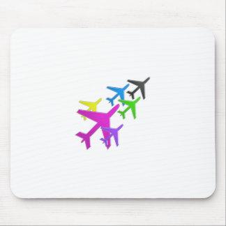 AEROPLANE cadeaux pour les enfants flotte d'avion Mouse Pad