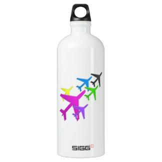 AEROPLANE cadeaux pour les enfants flotte d'avion SIGG Traveller 1.0L Water Bottle