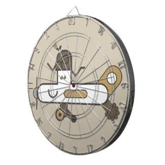 Aeroplane Dart Board