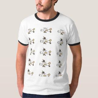 Aeroplane Funny & Geek T-Shirt 2