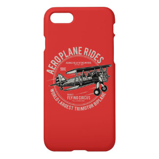 Aeroplane Glossy Phone Case