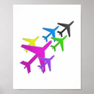 AEROPLANE Graphic Decorations : cadeau pour tous