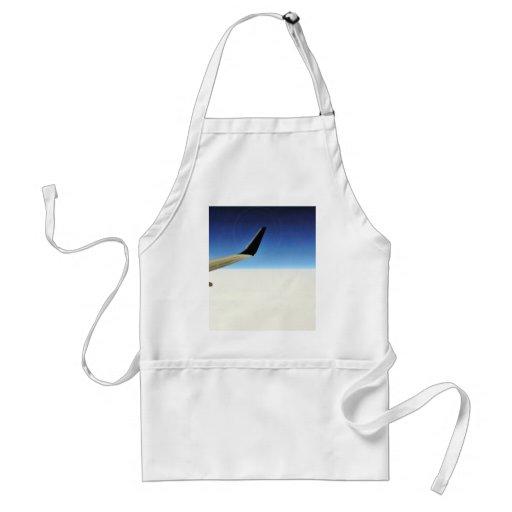 Aeroplane In The Sky Apron