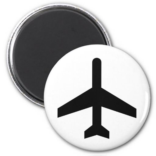 Aeroplane Lovers products! Refrigerator Magnets