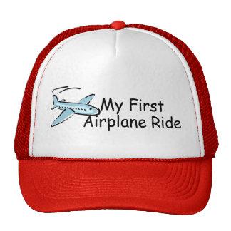 Aeroplane My First Aeroplane Ride Mesh Hats